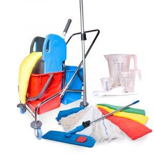 Reinigungsbedarf und -zubehör