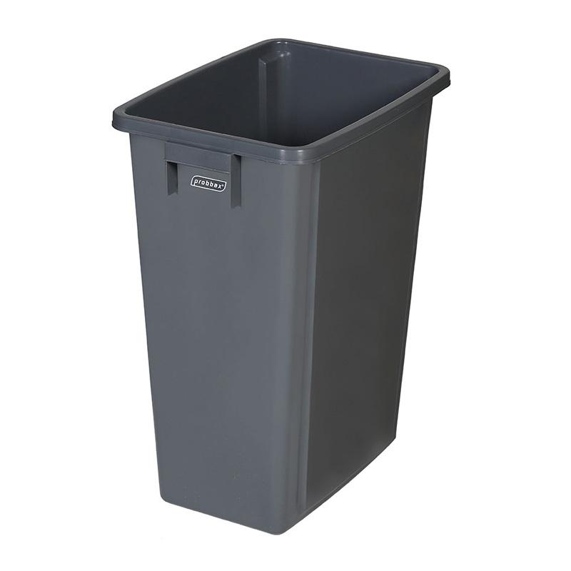 Kunststoff-Wertstoffsammler 60L